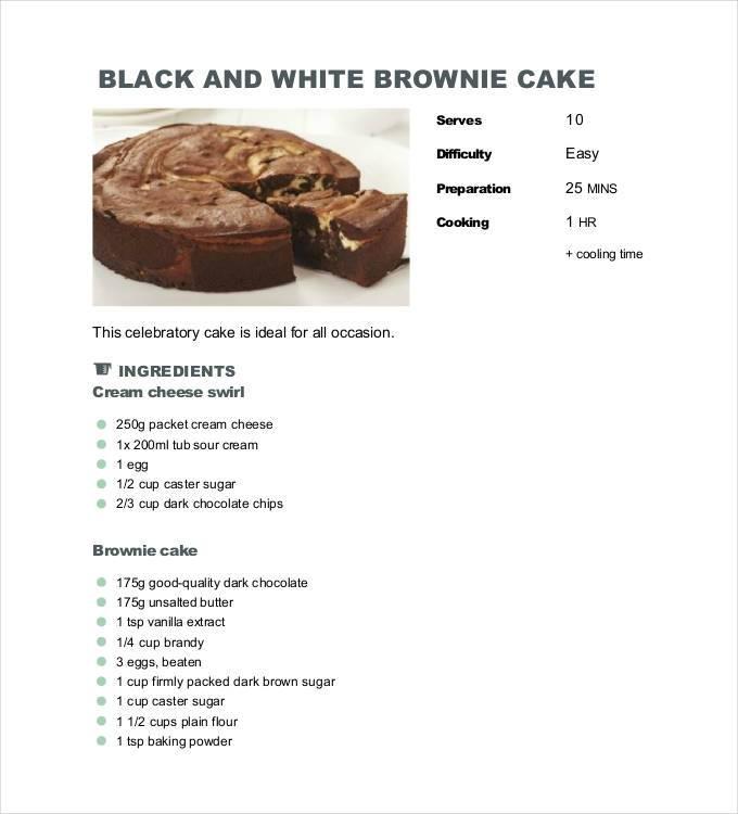 black and white brownie cake recipe1