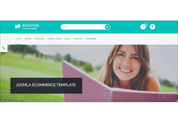 book-store-responsive-joomla-ecommerce-theme