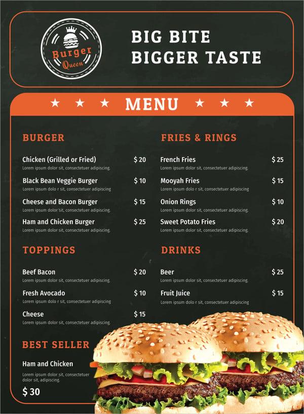 burger-menu-psd-template