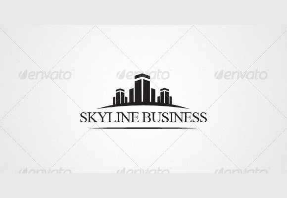 business construction company logo