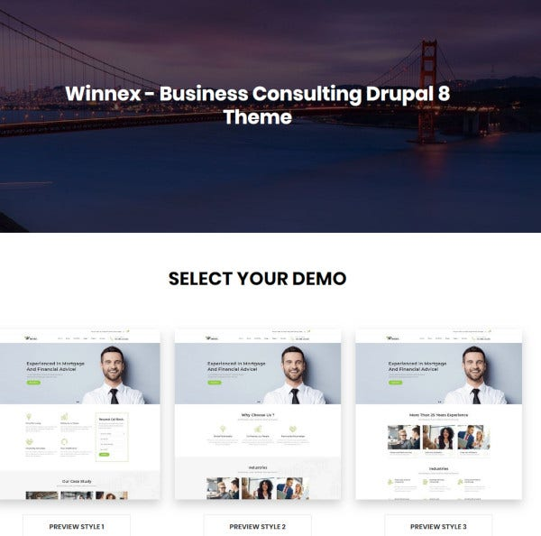 business consulting drupal 8