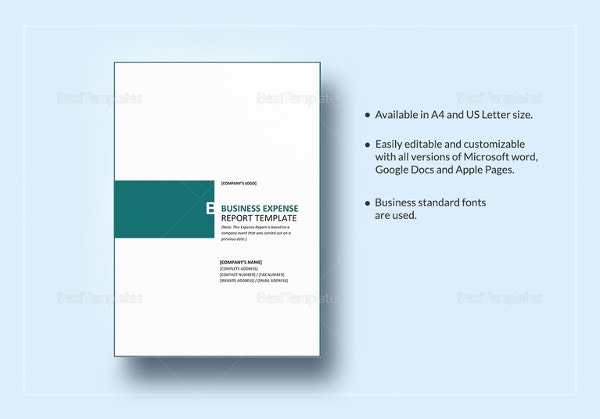 word business report templates - Acur.lunamedia.co