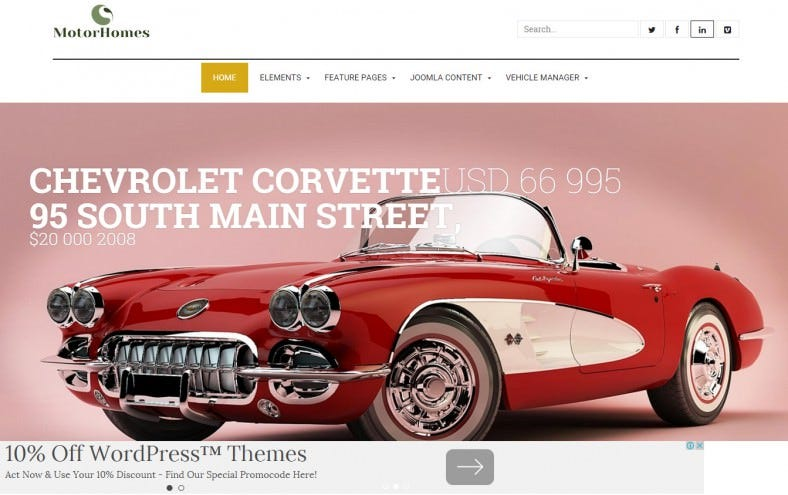 car broker joomla theme 69 788x495