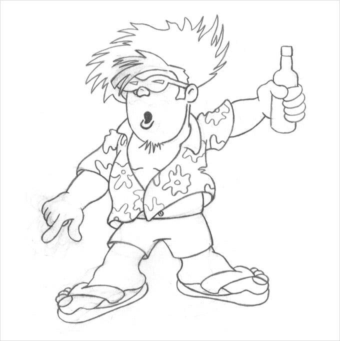 27+ Cartoon Drawings - Free JPG Format Download