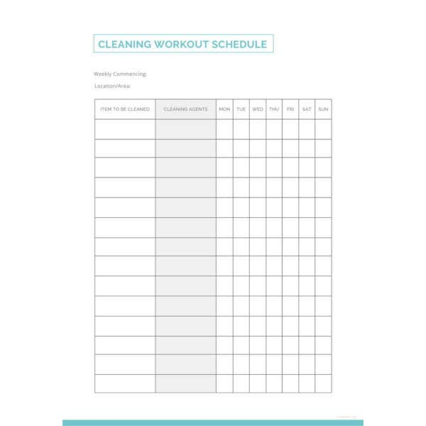 fitness plan template weekly.html