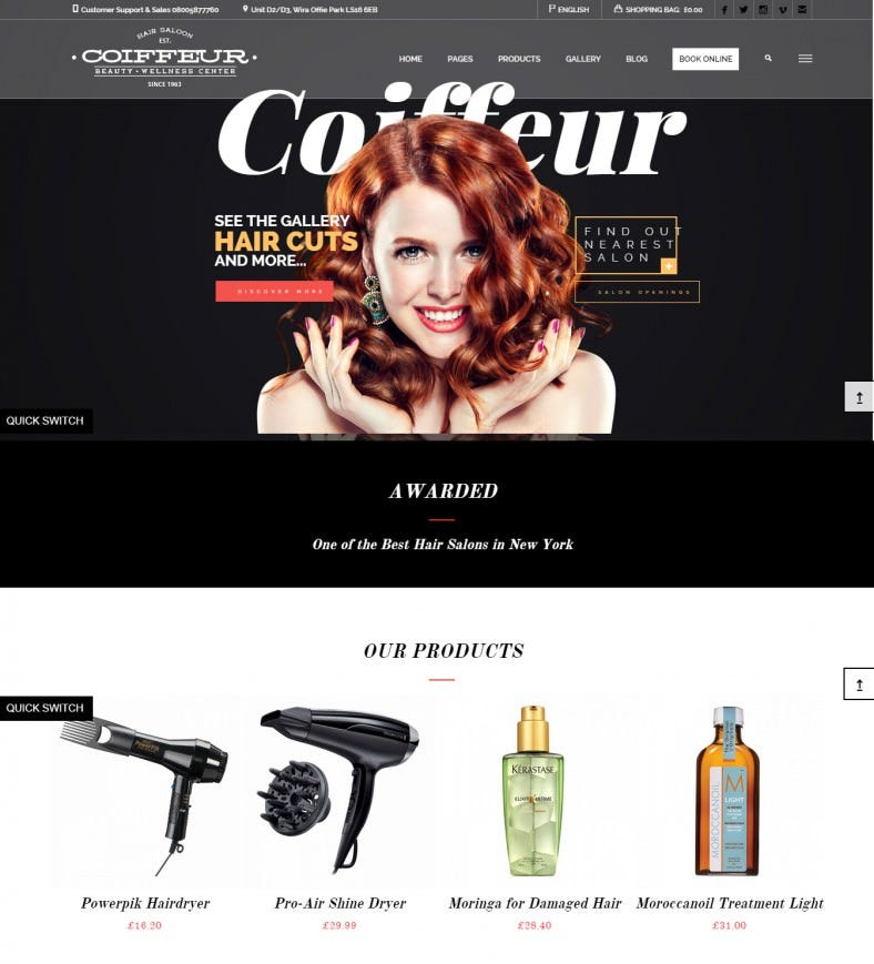 coiffeur hair salon wordpress theme 58 788x869
