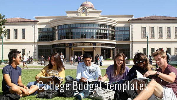 collegebudgettemplates