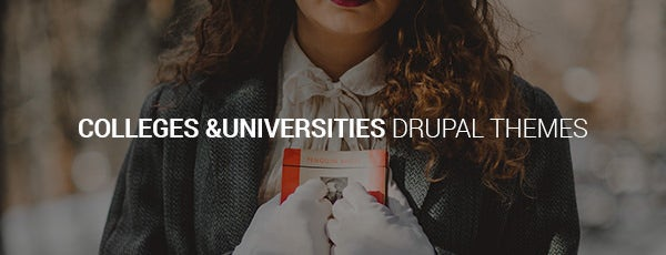 Colleges &Universities Drupal Themes
