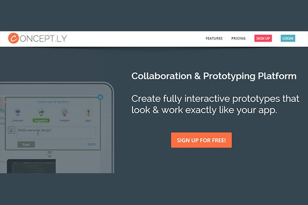 concept prototyping tool