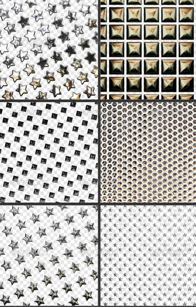 cool 3d metal backgrounds and textures