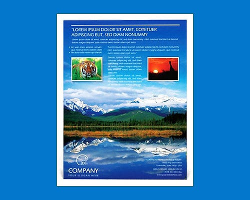 29 Best Microsoft Word Flyer Templates – Free Template for Flyers Microsoft Word