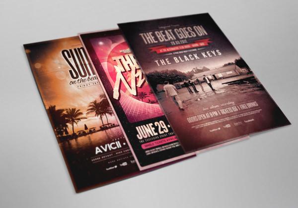 cool poster mockups