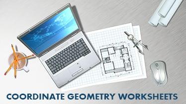 coordinate geometry worksheets