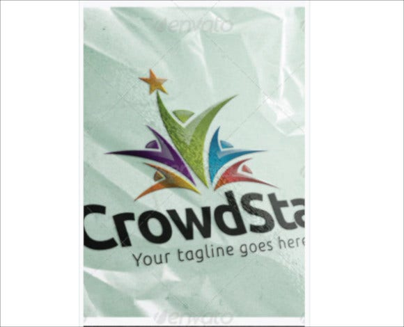 crowd star logo