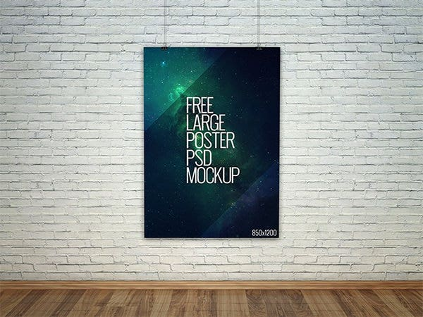 39 poster mockups designs psd eps indesign free for 11x17 poster template photoshop