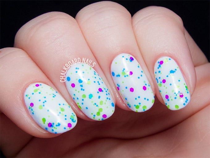 Cute Summer Nail Design - 25+ Cute Spring And Summer Nail Art Designs Free & Premium Templates
