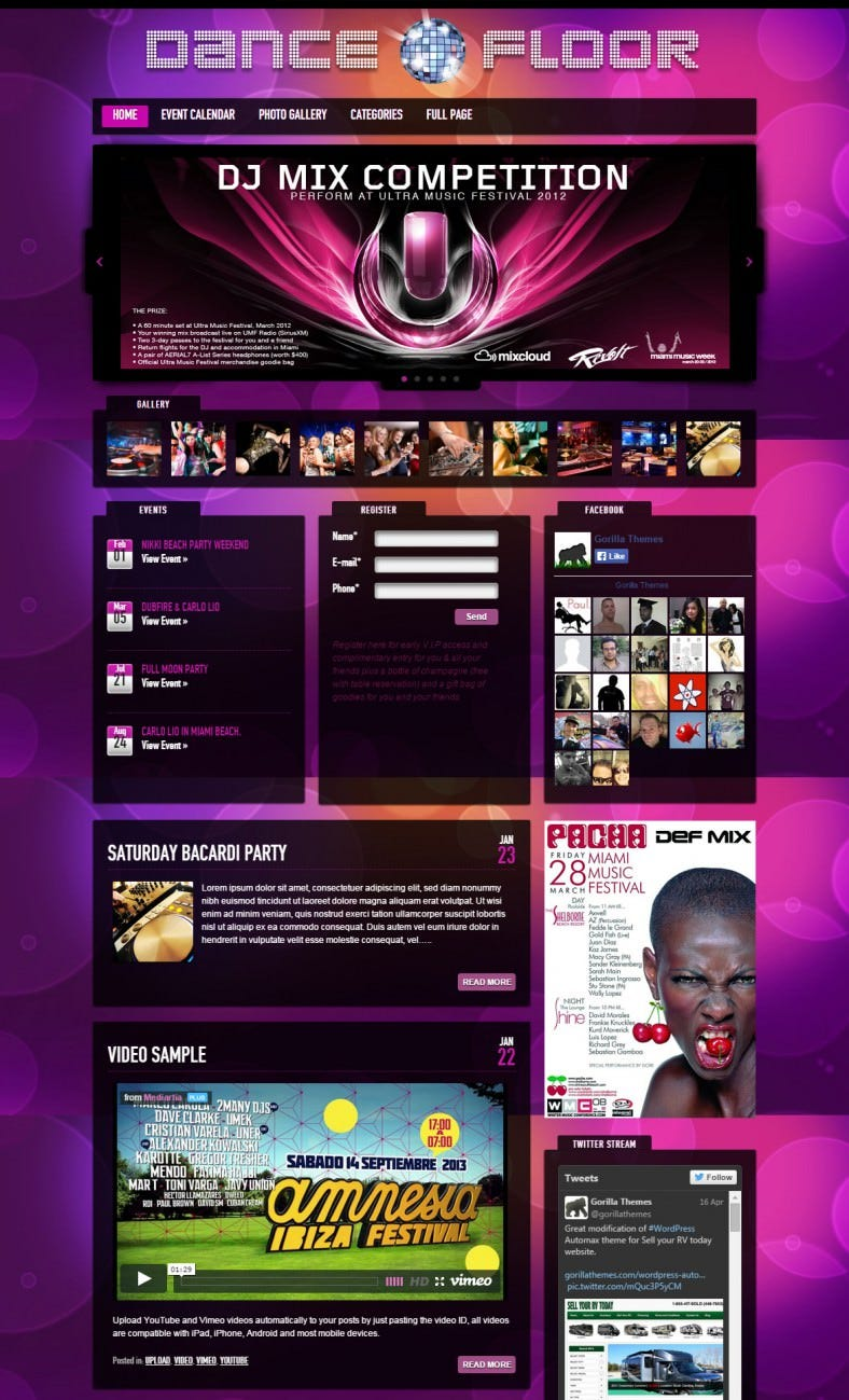 dance floor dj wordpress theme1 49 788x1299