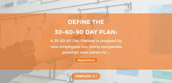 define the 30 60 90 day plan2