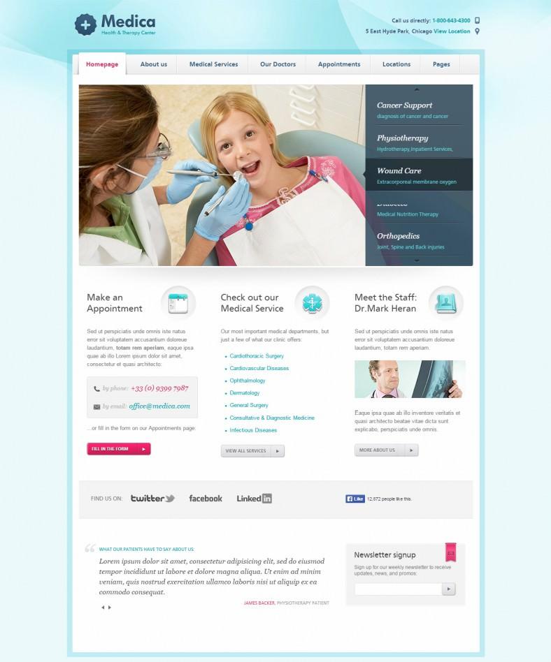 dentist health clinic wordpress template 23 788x948