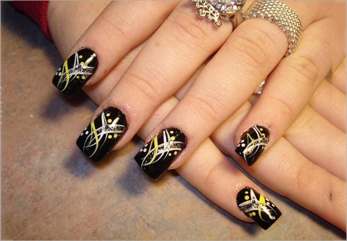design of nail polish