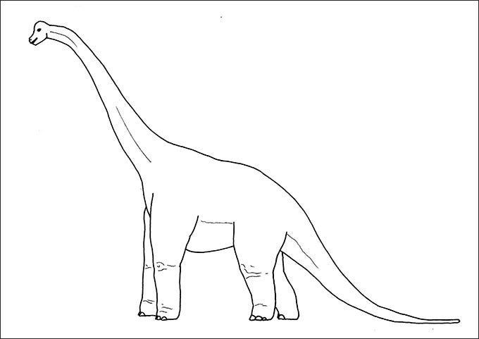 25+ Dinosaur Coloring Pages - Free Coloring Pages Download Free & Premium  Templates