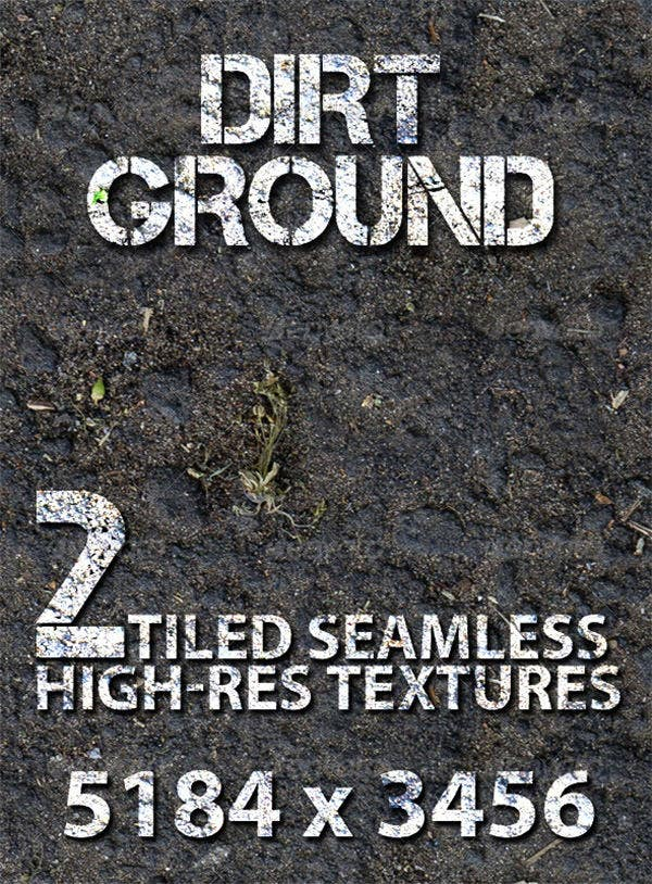 dirt ground texture