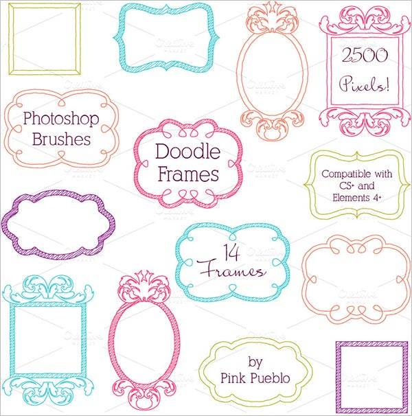 Frame brushes for photoshop cs3 free download