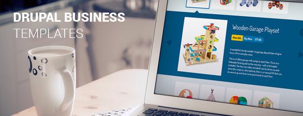 Drupal Business Templates