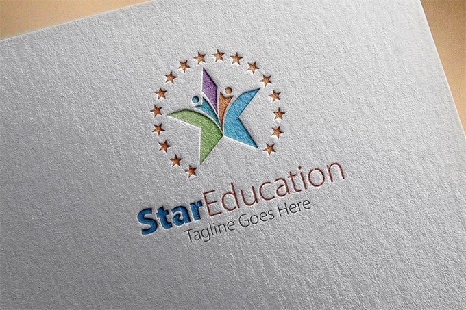 education star logo