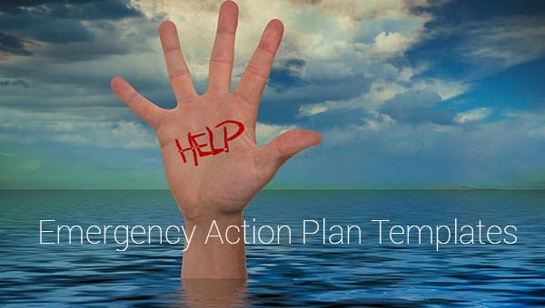 emergency action plan templates