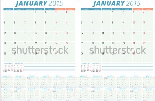 Event Calendar Templates  Free Download  Free  Premium Templates