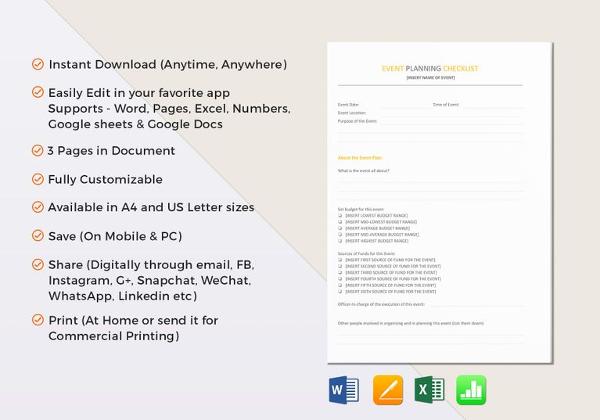 event-planning-checklist-template