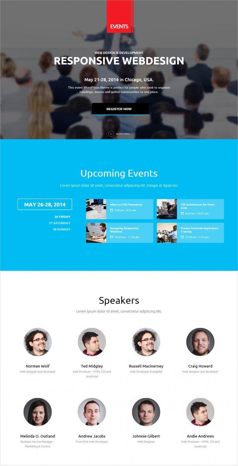 events responsive wordpress template1212525 788x1542