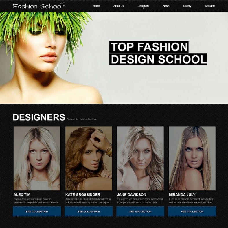 fashion design school joomla theme 75 788x788