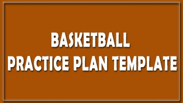 Basketball Practice Plan Template - 3 Free Word, Pdf, Excel Documents ...