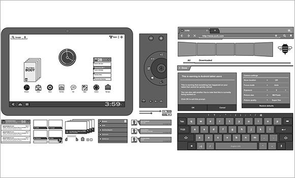 fentastic android ux design tool