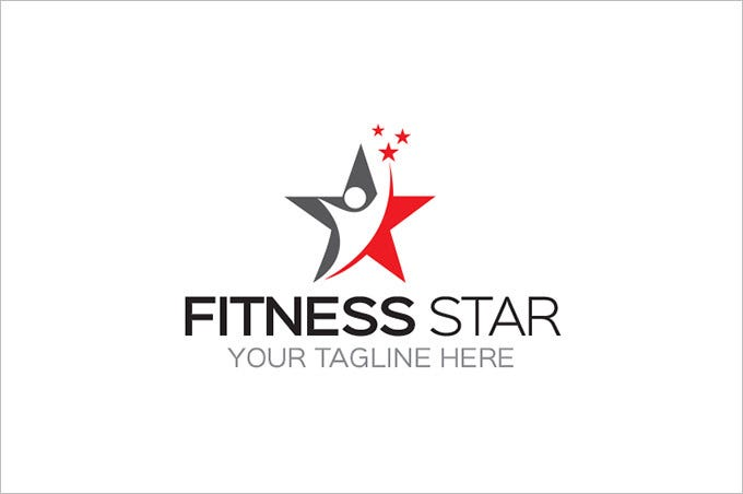 fentastic fitness star logo