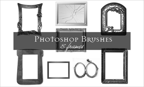 frame photoshop brushes 1