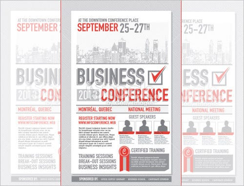 21 Conference Poster Templates Free Word PDF PSD EPS AI – Word Template Poster