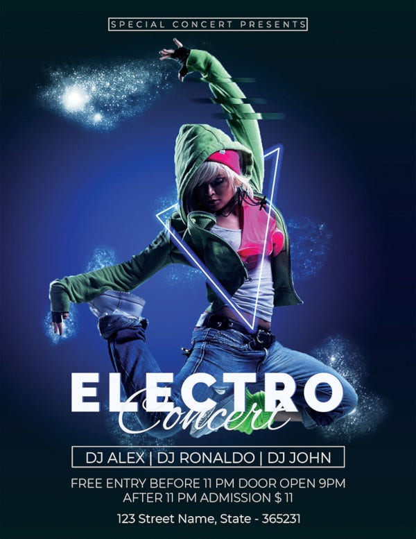 free-electro-concert-flyer-template