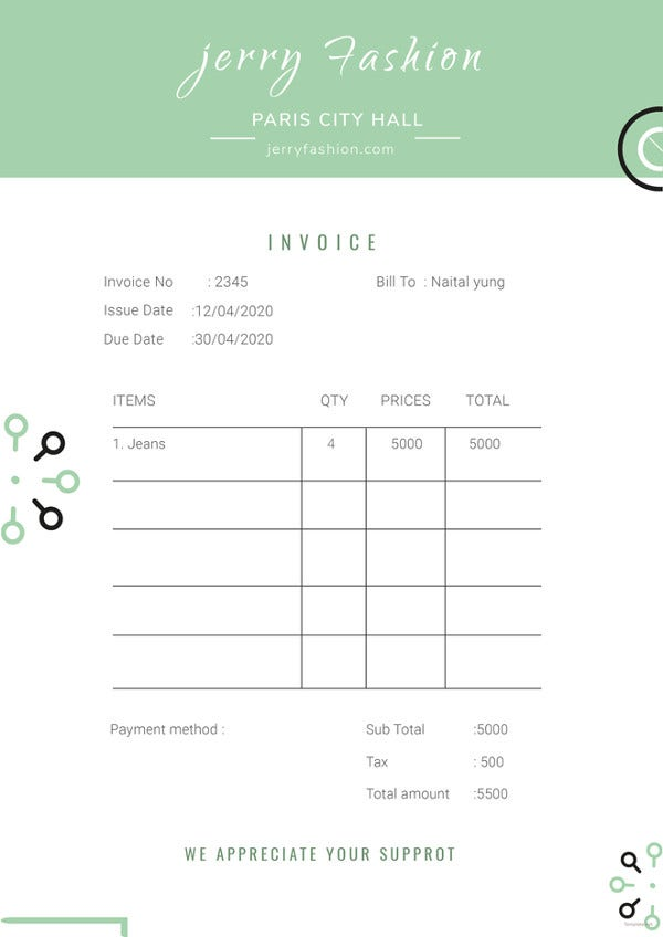 free-fashion-store-invoice-template