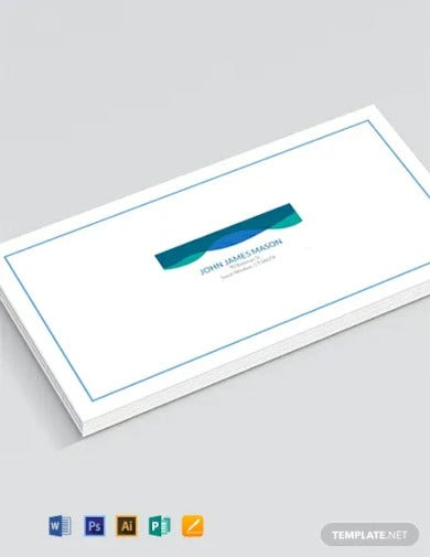 free return address label template