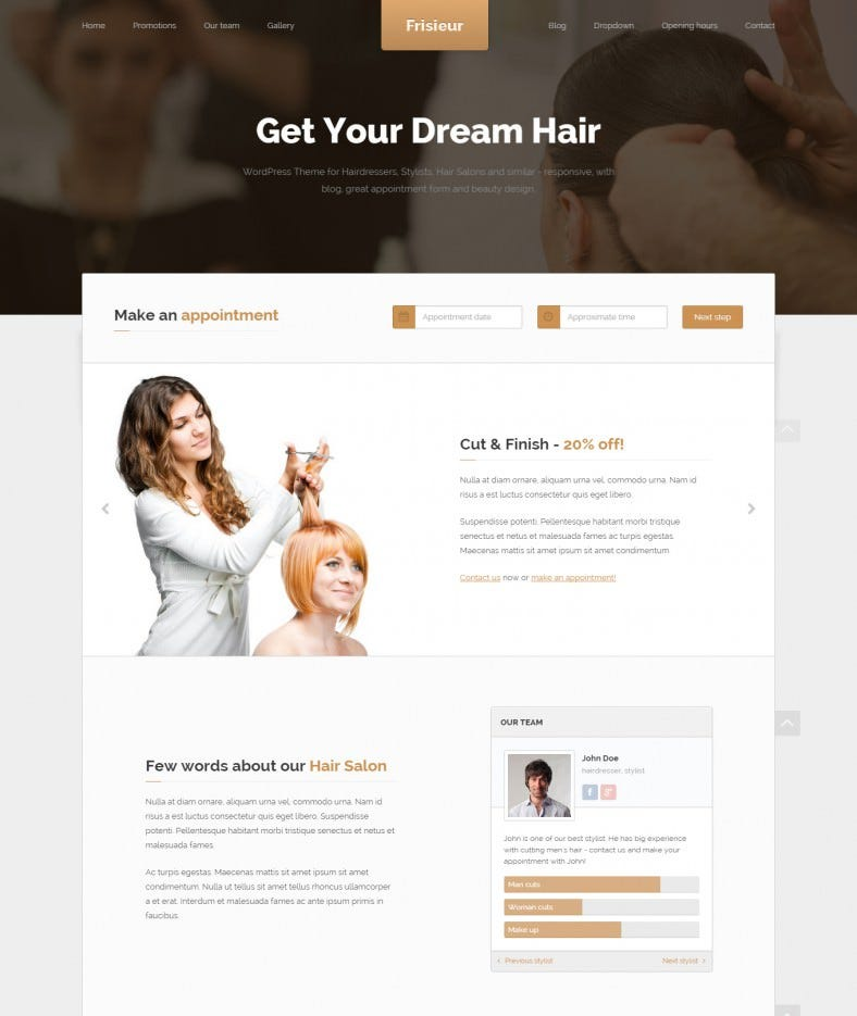 frisieur wordpress theme for hair salon 48 788x935