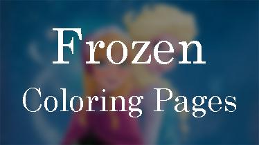frozencoloringpages