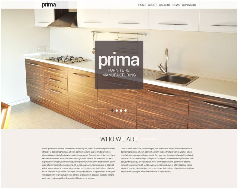 furniture wordpress theme 788x622