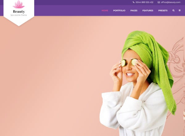gantry 5 spa joomla template
