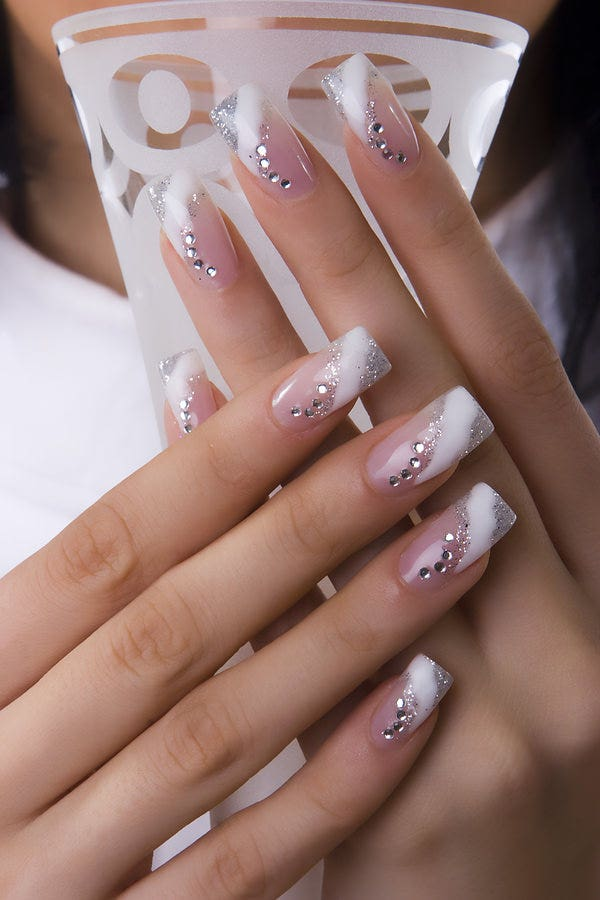 gel nail design for summer - Gel Nails Designs Ideas