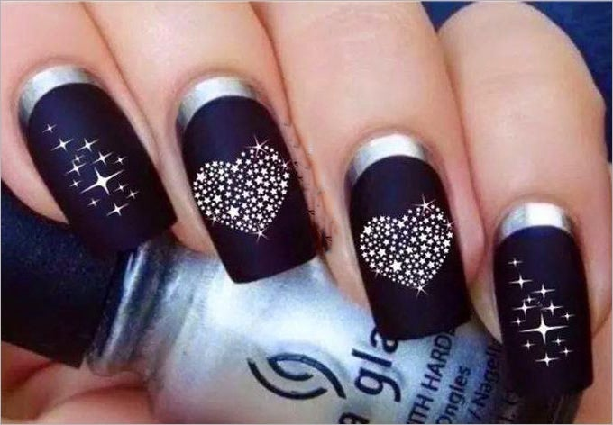 gel nail design idea - Gel Nail Design Ideas