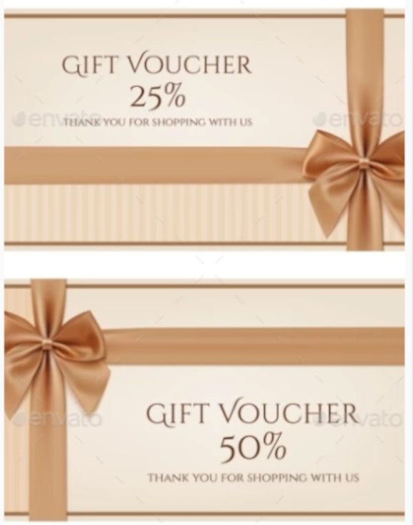 gift voucher vector ai illustrator template