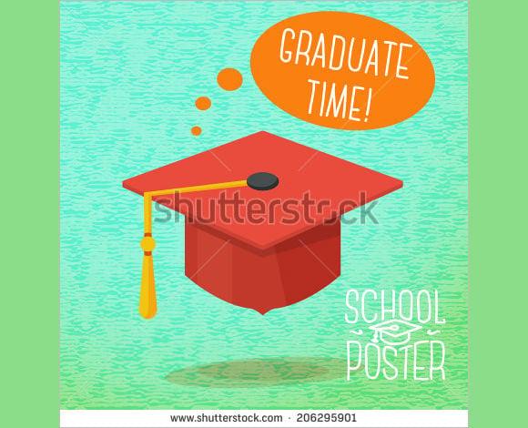graduate academic design poster